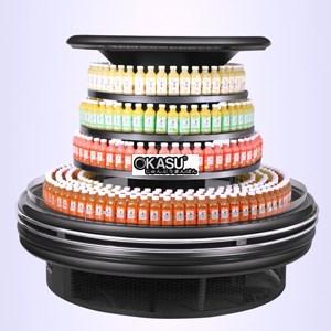 Tủ mát trưng bày siêu thị OKASU OKS-SG16HD