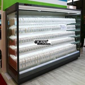 Tủ mát trưng bày siêu thị OKASU OKS-BX18B
