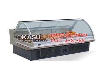 Tủ trưng bày và bảo quản OKASU-13SB-A-2,5M