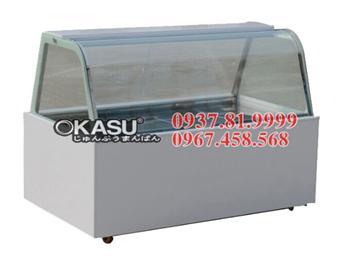 Tủ trưng bày và bảo quản OKASU-15YB-1,2M