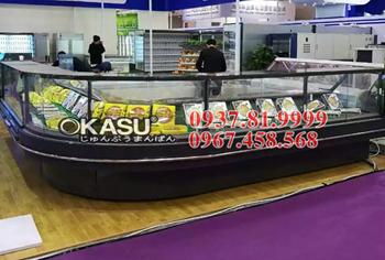 Tủ trưng bày siêu thị OKASU OKS-09ES-A-2.5M
