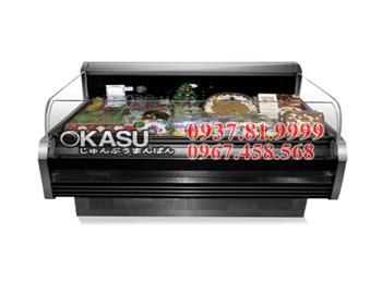 Tủ trưng bày siêu thị OKASU-09XRA-4.5M