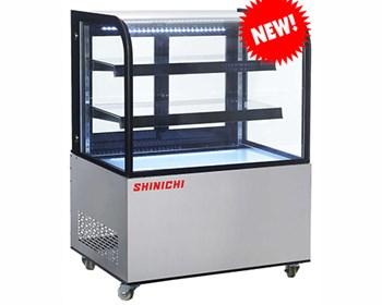 Tủ trưng bày bánh kính vuông Shinichi SH-640VQ