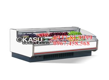 Tủ mát trưng bày siêu thị OKASU-14FA -4.0M