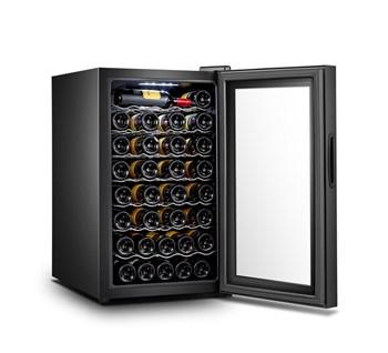 Tủ bảo quản rượu vang 128L JC-128