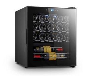 Tủ bảo quản rượu vang 50L JC-50