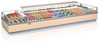 Tủ trưng bày thực phẩm đông lạnh OPO SMP0G2-10SD