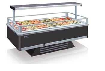 Tủ trưng bày thực phẩm đông lạnh OPO SMXP_07P