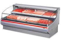 Tủ mát trưng bày thịt,cá WOOSUNG GWF-SEJ***MB
