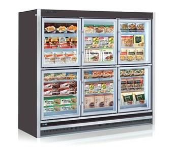 Tủ đông cửa kéo nhiều ngăn Reach-in OPO SMR5G2-2D2