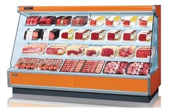 Tủ mát trưng bày thịt dạng mở nhiều ngăn OPO SMS3M2-12NT