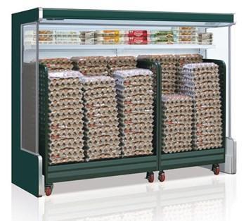 Tủ mát trưng bày nhiều ngăn cuộn OPO SMS1R2-12NL