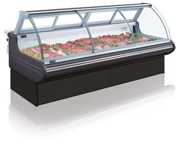 Tủ trưng bày thịt cửa kính trượt OPO SME0M2-10CS