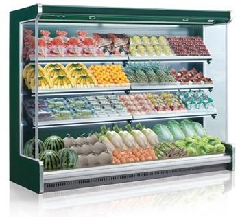 Tủ mát trưng bày rau củ dạng mở OPO SMMUV2-08SL
