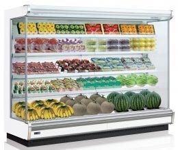 Tủ mát trưng bày rau củ dạng mở OPO SMM4V2-10NS