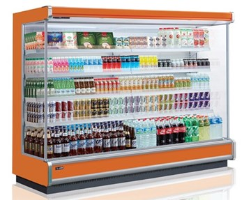 Tủ mát trưng bày thức uống dạng mở OPO SMD4D2-10NS