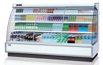 Tủ mát trưng bày dạng mở nhiều ngăn OPO SMS3D2-12NSD