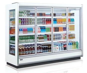 Tủ mát trưng bày thức uống dạng cửa kéo OPO SMM4D2-12SOD