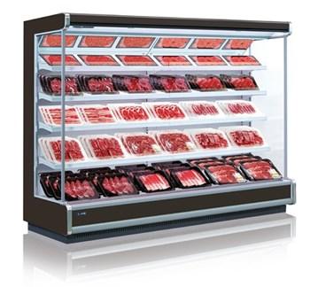 Tủ mát trưng bày thịt tươi dạng mở OPO SMM4M2-12SL