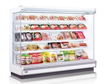 Tủ mát trưng bày thịt dạng mở OPO SMM4M2-08NS