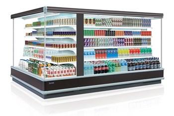 Tủ mát trưng bày dạng mở loại góc chéo OPO SMM4D2-10NS