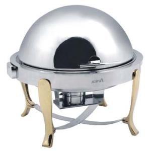 Lò hâm buffet tròn chân vàng ATOSA DAT51161