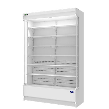 Tủ mát trưng bày siêu thị Sanden SMO-0900