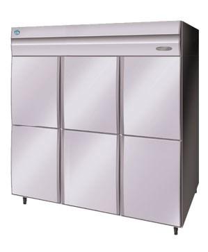 Tủ lạnh 6 cánh Hoshizaki HR-188MA-S