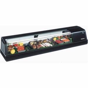 tu trung bay sushi hoshizaki hnc-210ba-l-s hinh 1