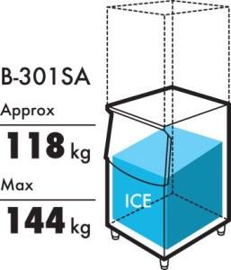 thung dung da hoshizaki b-301sa hinh 0