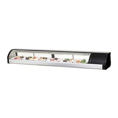 tu trung bay sushi southwind nbsc-210ur (han quoc) hinh 1