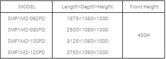tu mat trung bay thit southwind smf1m2-08spd hinh 1