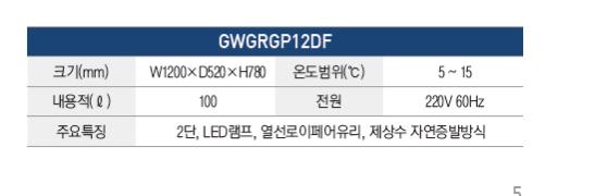 tu trung bay banh woosung gwgrgp12df hinh 0